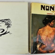 Libros de segunda mano: NONELL. ENRIC JARDÍ. EDICIONES POLIGRAFA S.A. BARCELONA 1962.. Lote 151252510
