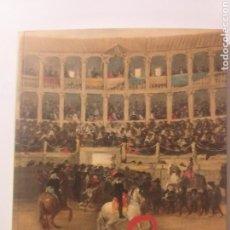 Libros de segunda mano: PINTURA SIGLO XIX. GOYA TOROS Y TOREROS ACADEMIA SAN FERNANDO 1990. Lote 151557288