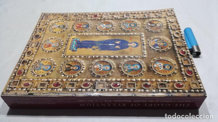 Libros de segunda mano: THE GLORY BYZANTIUM/ HELEN C EVANS AND WILLIAM D WIXOM/ METROPOLITAN MUSEUM/ NEW YORK - Foto 2 - 151564970