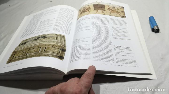 Libros de segunda mano: THE GLORY BYZANTIUM/ HELEN C EVANS AND WILLIAM D WIXOM/ METROPOLITAN MUSEUM/ NEW YORK - Foto 27 - 151564970