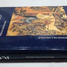 Libros de segunda mano: ICONES MINIATURES RUSSES/ BERNHARD BORNHEIM/ L´AMATEUR. Lote 151565110