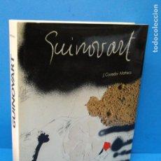 Libros de segunda mano: GUINOVART. EL ARTE EN LIBERTAD. - J. CORREDOR MATHEOS. Lote 151704530
