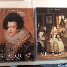 Libros de segunda mano: VELAZQUEZ.CATALOGUE RAISONNÉ.1996.. Lote 151726516
