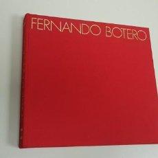 Libros de segunda mano: J- FERNANDO BOTERO GERMAN ARCINIEGAS 29X27 CMS 187 CMS . Lote 151992522