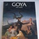 Libros de segunda mano: GOYA - JOSE GUIDOL - ARM06. Lote 152006512