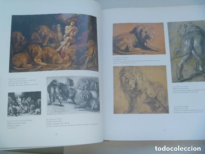 Libros de segunda mano: ENORME LIBRO : SANSON Y EL LEON . PETER PAUL RUBENS . MATIAS DIAZ PADRON. - Foto 3 - 152447258