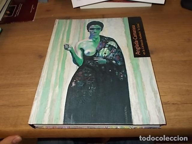 ANGLADA-CAMARASA EN LA COL·LECCIÓ FUNDACIÓ LA CAIXA.1ª EDICIÓN 2007.UNA VERDADERA JOYA!!!. (Libros de Segunda Mano - Bellas artes, ocio y coleccionismo - Pintura)