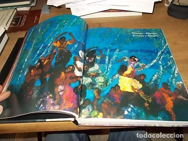 Libros de segunda mano: ANGLADA-CAMARASA EN LA COL·LECCIÓ FUNDACIÓ LA CAIXA.1ª EDICIÓN 2007.UNA VERDADERA JOYA!!!. - Foto 8 - 152525390