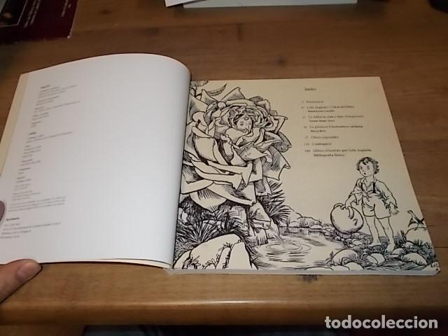 Libros de segunda mano: LOLA ANGLADA I L'IDEAL DEL LLIBRE . MONTSERRAT CASTILLO. TERESA MAÑÀ. DIPUTACIÓ DE BARCELONA. 2005 - Foto 4 - 152528338