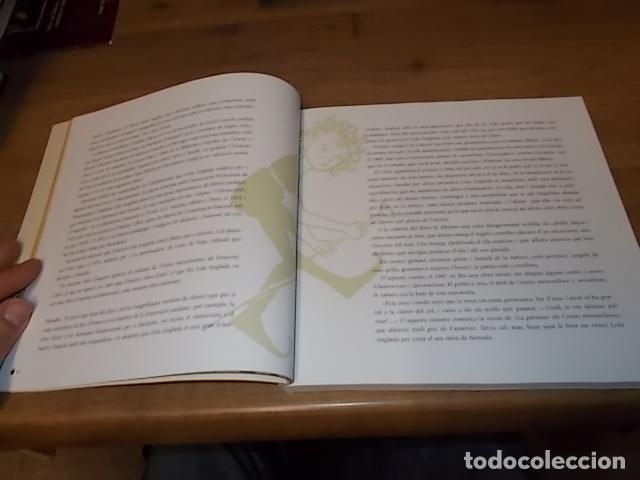 Libros de segunda mano: LOLA ANGLADA I L'IDEAL DEL LLIBRE . MONTSERRAT CASTILLO. TERESA MAÑÀ. DIPUTACIÓ DE BARCELONA. 2005 - Foto 7 - 152528338