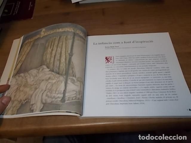 Libros de segunda mano: LOLA ANGLADA I L'IDEAL DEL LLIBRE . MONTSERRAT CASTILLO. TERESA MAÑÀ. DIPUTACIÓ DE BARCELONA. 2005 - Foto 8 - 152528338
