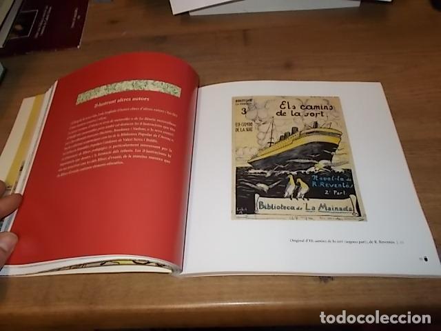 Libros de segunda mano: LOLA ANGLADA I L'IDEAL DEL LLIBRE . MONTSERRAT CASTILLO. TERESA MAÑÀ. DIPUTACIÓ DE BARCELONA. 2005 - Foto 13 - 152528338