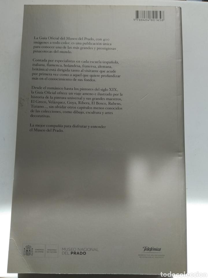 Libros de segunda mano: GUIA DEL PRADO/MUSEO NACIONAL DEL PRADO - Foto 2 - 152535028