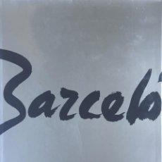 Libros de segunda mano: JOSÉ BARCELÓ. SANTIAGO AMÓN.. Lote 152691382