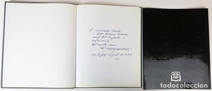 Libros de segunda mano: ANTOLOGÍA FELIP BRUGUERAS. LINA FONT. EDITORIAL M.C. BALLESTER. BARCELONA 1988 - Foto 2 - 153219670