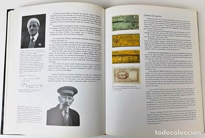 Libros de segunda mano: EL PINTOR PIGEM Y SU ÉPOCA EN LA COMARCA DE BAÑOLAS. VV. AA. EDIT. CARLES VALLÈS. BARCELONA 1987 - Foto 6 - 153309054