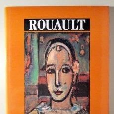 Libros de segunda mano: ROUAULT - ROUAULT - NEW YORK 1996 - MUY ILUSTRADO - BOOK IN ENGLISH. Lote 153324256