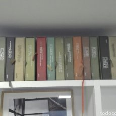 Libros de segunda mano: LOTE DE 15VOLÚMENES DE LA COLECCIÓN LIBROFILM AGUILAR. LOS MEJORES MUSEOS DEL MUNDO.. Lote 153446248