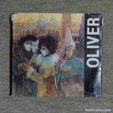 Libros de segunda mano: LIBRO DE FRANCESC OLIVER.OLOT 1991.. Lote 153508862