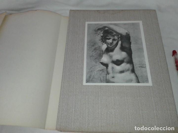 Libros de segunda mano: DIBUJOS DE DESNUDO DE LOS GRANDES MAESTROS, 120 LÁMINAS - Foto 4 - 153584018