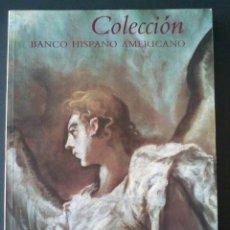 Libros de segunda mano: CTC - AÑO 1991 - CATÁLOGO DE PINTURA BUEN ESTADO COLECCION FUNDACIÓN BANCO HISPANOAMERICANO. Lote 153601058