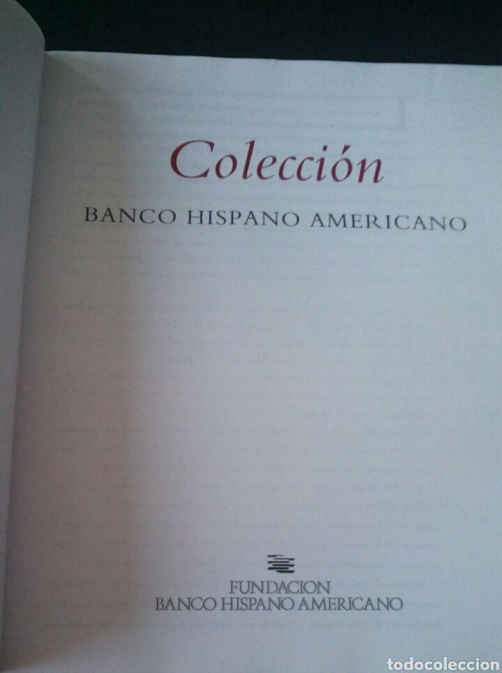 Libros de segunda mano: CTC - AÑO 1991 - CATÁLOGO DE PINTURA BUEN ESTADO COLECCION FUNDACIÓN BANCO HISPANOAMERICANO - Foto 5 - 153601058