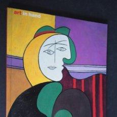 Libros de segunda mano: PICASSO. LIFE AND WORK. ART IN HAND. ELKE LINDA BUCHHOLZ/ BEATE ZIMMERMANN. KÖNEMANN 1999. Lote 153853102
