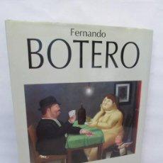 Libros de segunda mano: FERNANDO BOTERO. EDICIONES POLIGRAFA. 1996. VER FOTOGRAFIAS ADJUNTAS. Lote 153902378