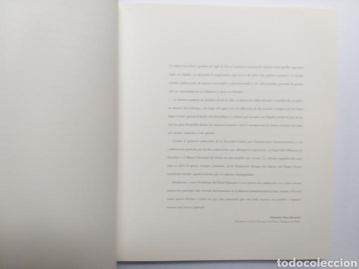 Libros de segunda mano: Pintura antigua . Flores españolas del siglo de oro Francisco Calvo Serraller 2003 Museo del Prado - Foto 8 - 154162710