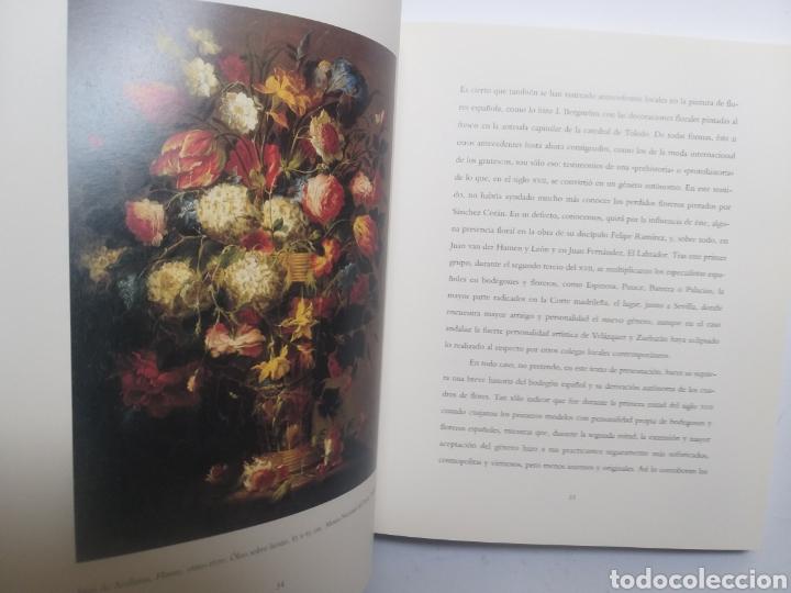 Libros de segunda mano: Pintura antigua . Flores españolas del siglo de oro Francisco Calvo Serraller 2003 Museo del Prado - Foto 9 - 154162710