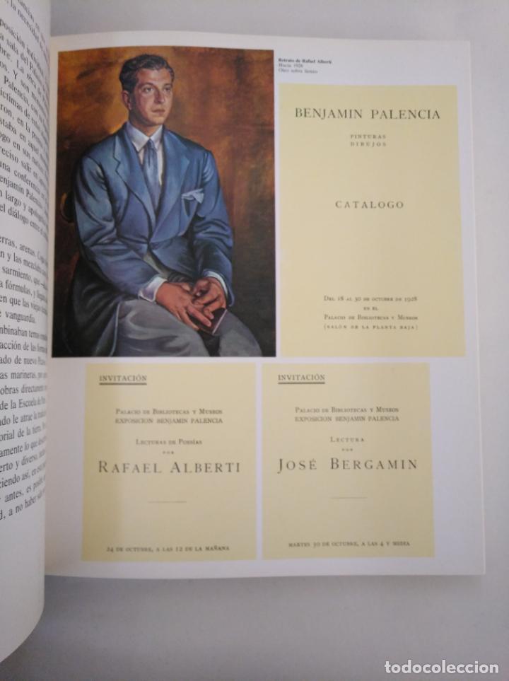 Libros de segunda mano: VIDA Y OBRA DE BENJAMÍN PALENCIA. ARM19 - Foto 2 - 154180650
