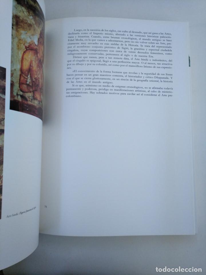 Libros de segunda mano: EL DESNUDO EN LAS ARTES. EMILIANO M. AGUILERA. ARM19 - Foto 5 - 154183006