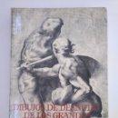 Libros de segunda mano: DIBUJOS DE DESNUDO DE LOS GRANDES MAESTROS. ARM19. Lote 154183778