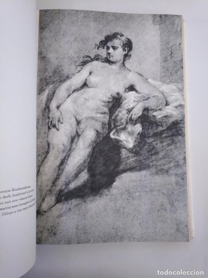 Libros de segunda mano: DIBUJOS DE DESNUDO DE LOS GRANDES MAESTROS. ARM19 - Foto 2 - 154183778