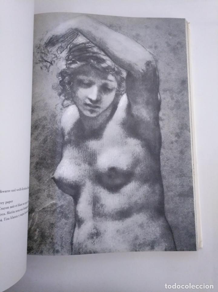 Libros de segunda mano: DIBUJOS DE DESNUDO DE LOS GRANDES MAESTROS. ARM19 - Foto 4 - 154183778