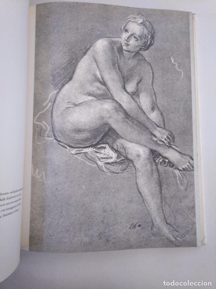 Libros de segunda mano: DIBUJOS DE DESNUDO DE LOS GRANDES MAESTROS. ARM19 - Foto 5 - 154183778