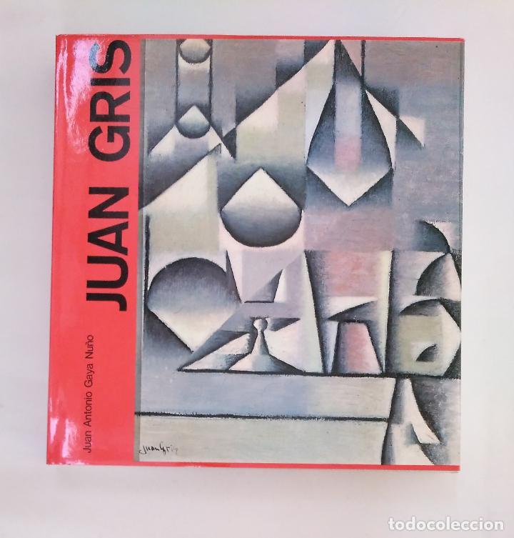 JUAN GRIS. GAYA NUÑO, JUAN ANTONIO. - ARM20 (Libros de Segunda Mano - Bellas artes, ocio y coleccionismo - Pintura)