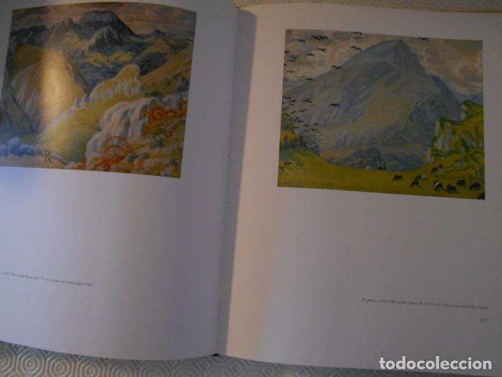 Libros de segunda mano: NICANOR PIÑOLE. VIDA, OBRA Y ENTORNO DEL PINTOR. FRANCISCO CARANTOÑA. EDICIONES TREA, 1998. TAPA DUR - Foto 3 - 154597870