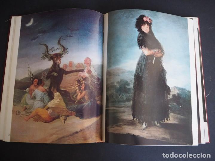 Libros de segunda mano: LOS GENIOS DE LA PINTURA ESPAÑOLA. GOYA. EDITORIAL SARPE. 1983. - Foto 5 - 154637790
