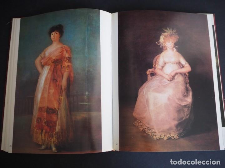 Libros de segunda mano: LOS GENIOS DE LA PINTURA ESPAÑOLA. GOYA. EDITORIAL SARPE. 1983. - Foto 6 - 154637790