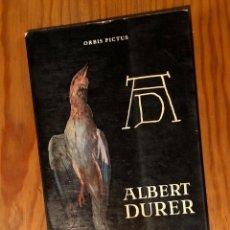 Libros de segunda mano: ALBERT DURER (25 €). Lote 154657826
