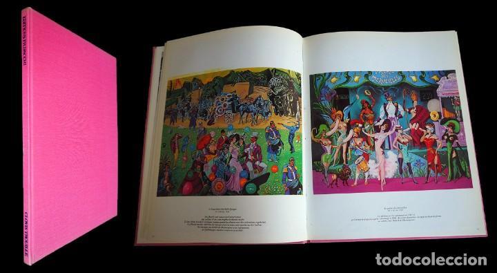CLOVIS TROUILLE. EDITIONS FILIPACCHI. PARIS. 1972. COMENTARIOS DE LAS OBRAS DE CLOVIS TROUILLE. (Libros de Segunda Mano - Bellas artes, ocio y coleccionismo - Pintura)