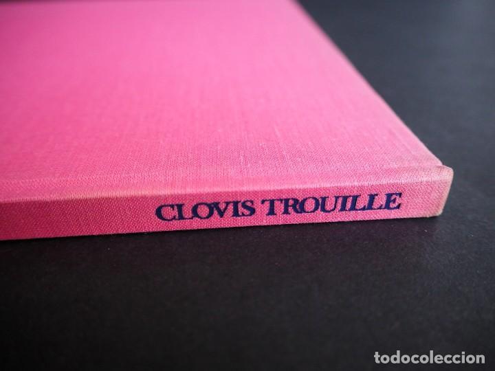 Libros de segunda mano: CLOVIS TROUILLE. EDITIONS FILIPACCHI. PARIS. 1972. COMENTARIOS DE LAS OBRAS DE CLOVIS TROUILLE. - Foto 3 - 154773378