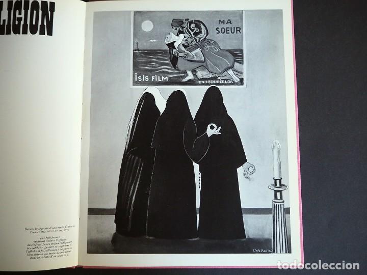 Libros de segunda mano: CLOVIS TROUILLE. EDITIONS FILIPACCHI. PARIS. 1972. COMENTARIOS DE LAS OBRAS DE CLOVIS TROUILLE. - Foto 11 - 154773378