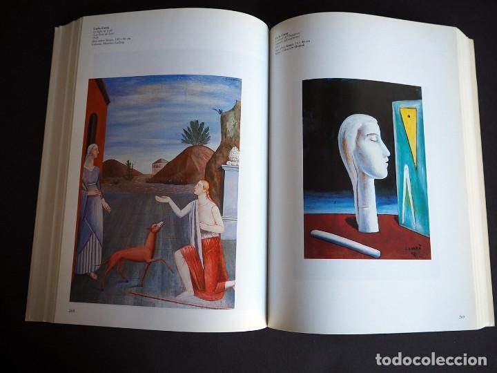 Libros de segunda mano: MEMORIA DEL FUTURO, ARTE ITALIANO. CENTRO DE ARTE REINA SOFIA. BOMPIANI. 1990. - Foto 3 - 154936126