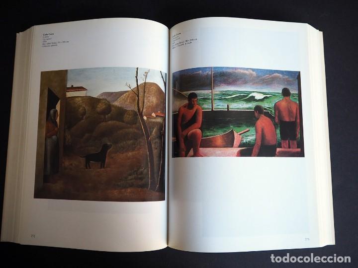 Libros de segunda mano: MEMORIA DEL FUTURO, ARTE ITALIANO. CENTRO DE ARTE REINA SOFIA. BOMPIANI. 1990. - Foto 4 - 154936126
