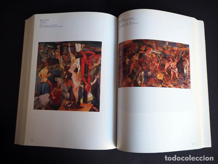 Libros de segunda mano: MEMORIA DEL FUTURO, ARTE ITALIANO. CENTRO DE ARTE REINA SOFIA. BOMPIANI. 1990. - Foto 9 - 154936126