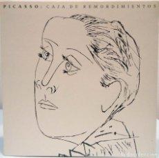 Libros de segunda mano: PICASSO: CAJA DE REMORDIMIENTOS. FUNDACIÓN BANCAJA, 2001.. Lote 154945214