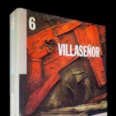 Libros de segunda mano: VILLASEÑOR. ANTONIO ZARCO. COLECCIÓN PATRIMONIO HISTÓRICO CASTILLA - LA MANCHA Nº 6. 1990. Lote 154996154