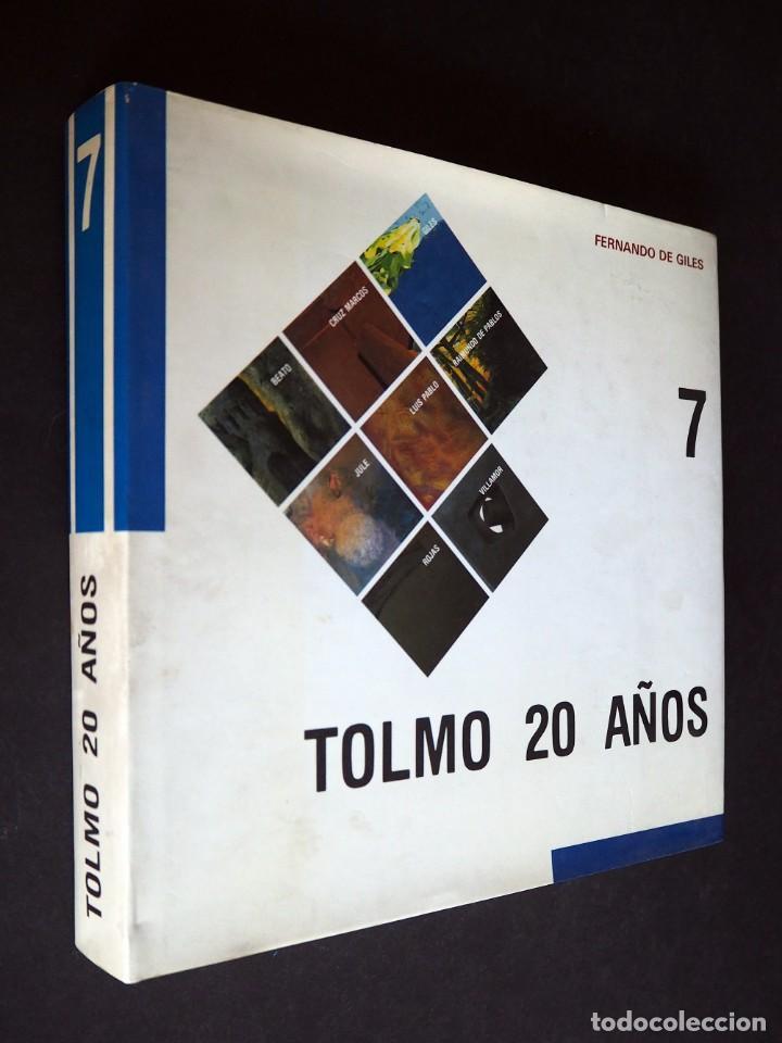 TOLMO 20 AÑOS. FERNANDO DE GILES. COLECCIÓN PATRIMONIO HISTÓRICO CASTILLA - LA MANCHA Nº 7. 1990 (Libros de Segunda Mano - Bellas artes, ocio y coleccionismo - Pintura)